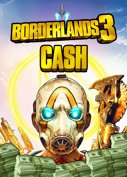 Borderlands 3 cash for PS4 and PC
