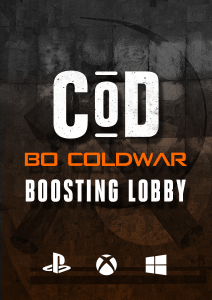 COD Black Ops Cold War boosting lobby
